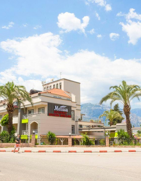 MELISSA RESIDENCE BOUTIQUE&SPA 4 *