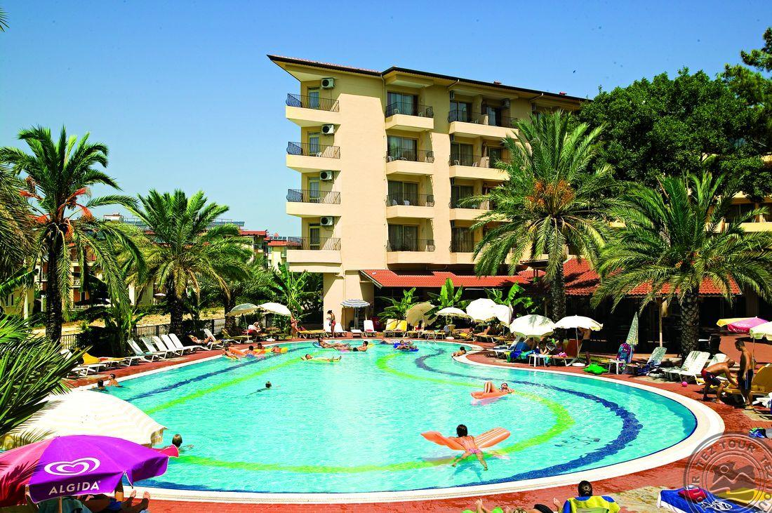 PALM D'OR HOTEL 3 *
